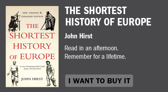 the_shortest_history_of_europe